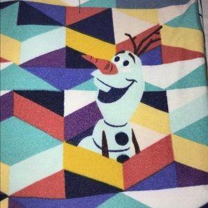 Lularoe Disney os Olaf frozen multi color new